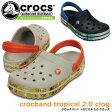 クロックス クロックバンド トロピカル 2.0 クロッグ crocs crocband tropical 2.0 clog 203184 メンズ レディース サンダル