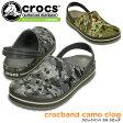 クロックス クロックバンド カモ クロッグ crocs crocband camo clog 203191 サンダル レディース メンズ