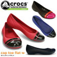 ショッピングCROCS クロックス キャップトゥ フラット ウィメンズ crocs cap toe flat w 12300 レディースパンプス フラットシューズ