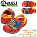 クロックス クリエイティブ クロッグ マックィーン & フランチェスコ クロッグ crocs creative clog McQueen & Francesco...