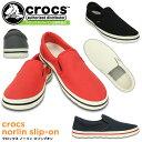 クロックス ノーリン スリップオン crocs norlin...