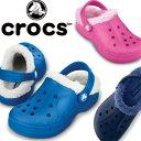 クロックス バヤ ラインド キッズ crocs baya lined kids 11745 キッズサンダル セール