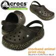 クロックス クロックバンド アニマル プリント クロッグ crocs crocband animal print clog 200721 サンダル レディース メンズ
