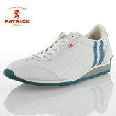 PATRICK パトリック IRIS WH/TQ アイリス 23850 WT-23850 メンズ レディース スニーカー 日本製 ホワイトターコイズ