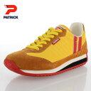 スニーカー レディース パトリック MARATHON 94005 SSHIN PATRICK マラソン サンシャイン 日本製 イエロー