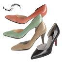 INDIVIDUAL インディヴィジュアル ラボキゴシ 靴 6072 レッドソール パンプス ポインテッドトゥ ハイヒール セパレート セール