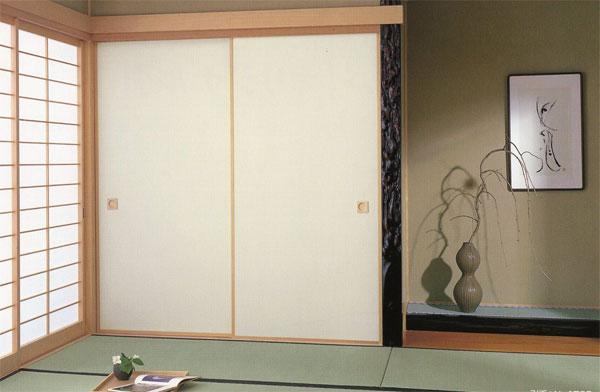 ふすま紙 無地 織物襖紙 O-1506の商品画像