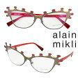 alain mikli アランミクリ メガネ 眼鏡 フランス製 メンズ レディース あす楽