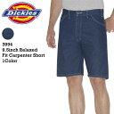 Dickies ディッキーズ 3994 デニム ハーフパンツ 全1色 メンズ