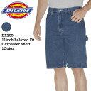 Dickies ディッキーズ DX200 ハーフパンツ デニム 全1色 メンズ