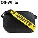 Off-white SCULPTURE CAMERA STRAP BAG オフホワイト
