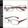 alain mikli アランミクリ メガネ 眼鏡 シルバー レッド AL1101 0202 メタルフレーム サングラス メンズ レディース あす楽
