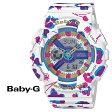 CASIO カシオ Baby-G 腕時計 BA-110FL-7AJF FLOWER LEOPARD SERIES ベビーG G-SHOCK ホワイト レディース あす楽