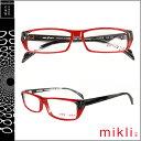 alain mikli アランミクリ メガネ 眼鏡 ブラック レッド BKRD-25 M0808 COL04 セルフレーム alain mikli サングラス メンズ レディース