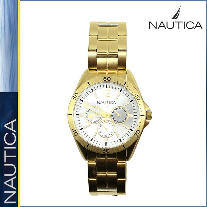 NAUTICA ノーティカ 腕時計  40mm N14637G NAC 101  メンズ  送料無料  NAUTICA ノーティカ 腕時計 正規  通販