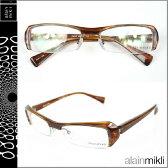alain mikli アランミクリ メガネ 眼鏡 セルフレーム GLASSES メンズ あす楽 [★20]