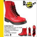 Dr.Martens ドクターマーチン 8ホール ブーツ DRENCH R15219600 メンズ レディース
