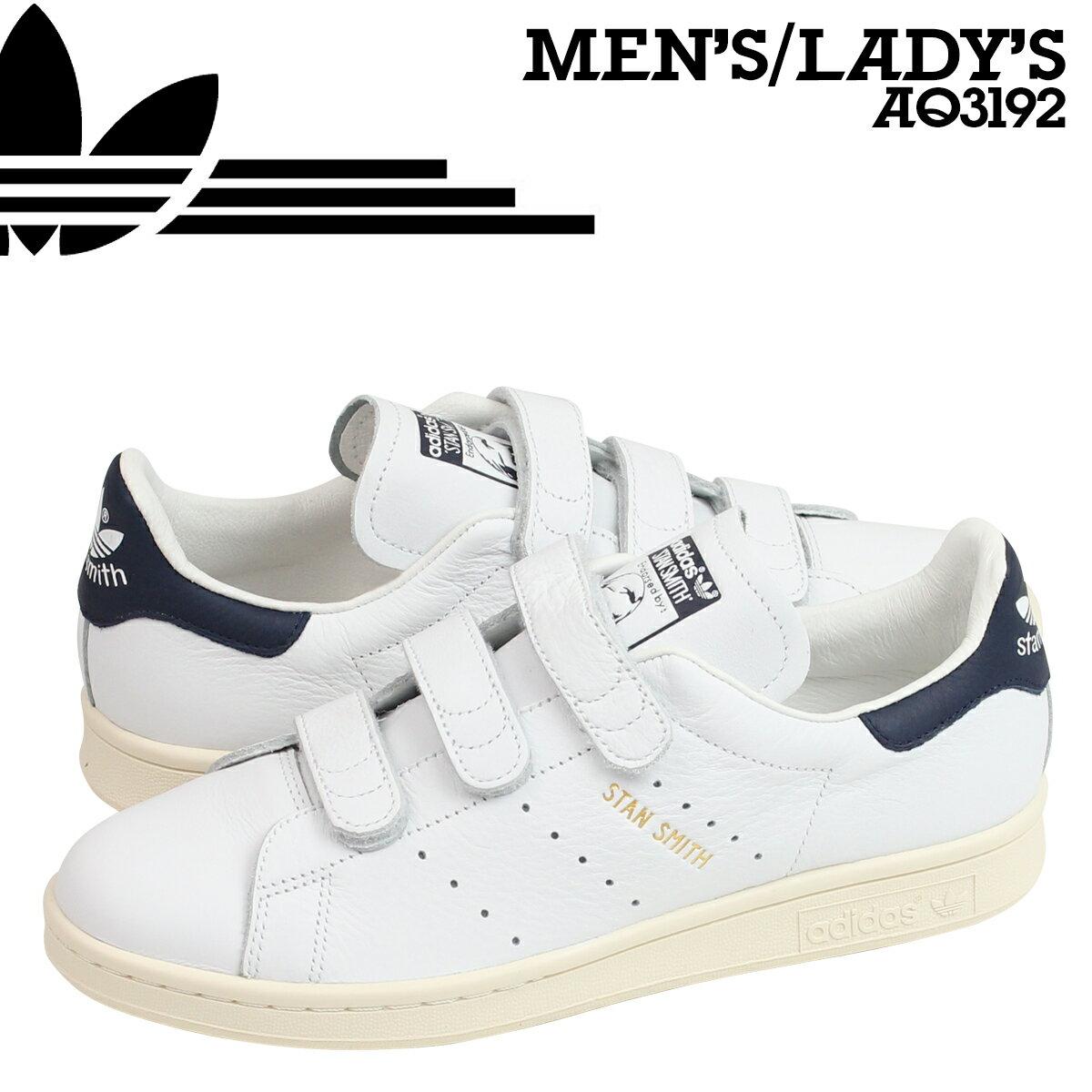 adidas Originals アディダス オリジナルス スタンスミス コンフォート スニーカー STAN SMITH CF AQ3192 メンズ レディース 靴 ホワイト