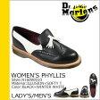 Dr.Martens ドクターマーチン レディース タッセルローファー ウィングチップ シューズ レディース WOMENS PHYLLIS TASSEL SLIP-ON BROGUE R16090010 メンズ【P2】