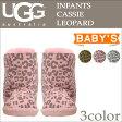 UGG アグ ベビー カシー レオパード ムートンブーツ INFANTS CASSIE LEOPARD 1001781 シープスキン ベビー靴 キッズ