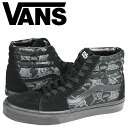 VANS バンズ スターウォーズ スニーカー コラボ STARWARS SK8-HI VN-0TS9EX8 メンズ レディース 靴 ブラック