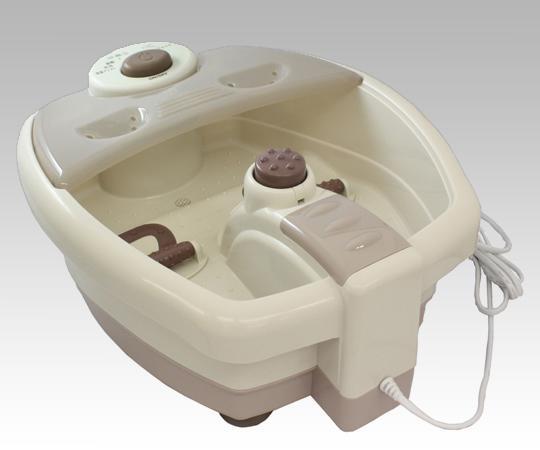 フットバス・入浴関連・介護用品・健康用品・美容用品・足浴器・在宅・自宅・施設・医療・ 前方から出るジェット噴流が足を包み込み、血行を促進します。
