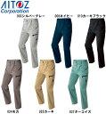 楽天WatanabeWORK渡辺商会SideISLAND秋冬用作業服 作業着カーゴパンツ(ノータック) AZ-60621 (3L・4L) AZITO AZ-60601シリーズ アイトス (AITOZ) お取寄せ