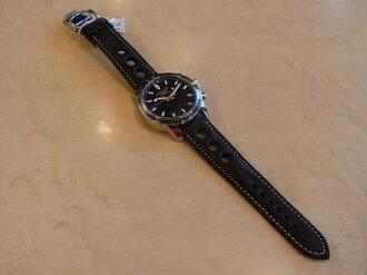 Chopard - CHOPARD - Mille Miglia Grand Prix Monaco historic time attack 8518-3001 SS / leather mens quartz