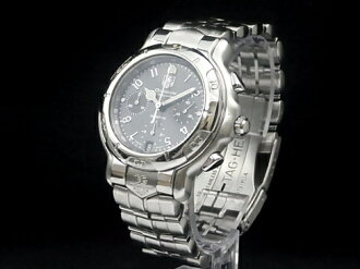 Tag Heuer - TAG HEUER - 6000 series CH5112 chronograph SS/SS automatic self-winding men's
