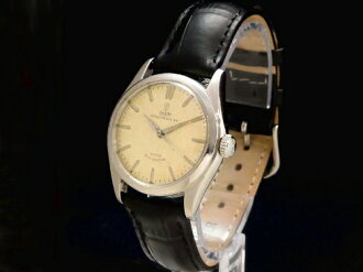 Tudor - TUDOR - Cobra Oyster Prince Silver Dial appliques SS / leather automatic self-winding men Sakura shimmachi