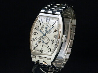 Frank Muller - FRANCK MULLER - master bunker 5,850MB SS case /SS breath automatic men's SS02P02dec12