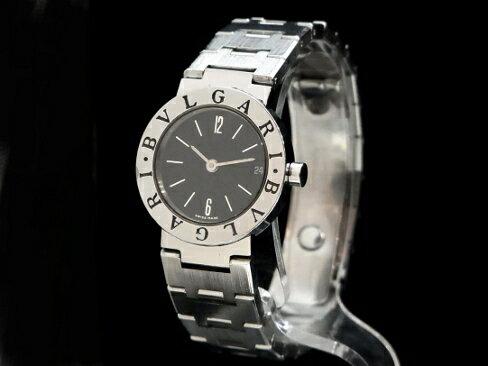 【USED】 ブルガリ - BVLGARI - ブルガリブルガリ BB23SS クオーツ レディース 桜新町 腕時計【Luxury Brand Selection】 【】
