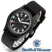 楽天スーパーSALE/スーパー/SALE [正規品] スミス&ウェッソン Smith & Wesson ミリタリー腕時計 MILITARY WATCH BLACK SWW-1464-BK [あす楽] [ラッピング無料] [送料無料]