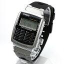 カシオ 腕時計 メンズ レディース CASIO CALCULATOR カリキュレーター データバンク CA-56-1DF デジタル チプカシ チープカシオ プチプラ 【メール便で送料無料】