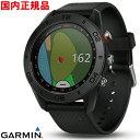 GARMIN(ガーミン) 010-01702-20 ApproachS60 Black Approach S60 アプローチ GPS ゴルフ コースマップ スイング ショット追跡 高低差情報【国内正規品】