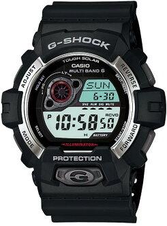 G-SHOCKGショックGW-8900-1JF電波時計タフソーラー電波ソーラーカシオ腕時計ブラック電波腕時計【国内正規品】メンズソーラー電波時計ジーショック【30%オフで、しかも送料無料&代引手数料込み】基本機能を追求した新しいスタンダード