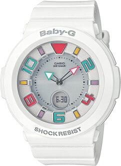 BGA-1601-7BJFベビーGBaby-G電波ソーラー白ホワイトレディース電波時計【送料無料&代引き手数料込】カシオ正規品
