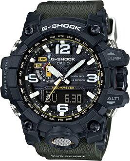 G-SHOCKGショックGWG-1000-1A3JF電波ソーラータフソーラーアナログ電波時計カシオ腕時計電波腕時計マッドマスター