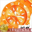 アイスウォッチ腕時計 [ICE WATCH時計](ICE WATCH 腕時計 アイスウォッチ 時計) アイス ソリッド (ICE) レディース時計/オレンジ/SDOESP [スポーツ カジュアル][プレゼント/ギフト][02P27May16]