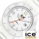 アイスウォッチ腕時計[ICE WATCH時計](ICE WATCH 腕時計 アイスウォッチ 時計) シリ フォーエバー (Siri) レディース時計 ホワイト SIW..