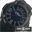 スティールクラフト腕時計 [STEELCRAFT時計](STEELCRAFT 腕時計 スティールクラフト 時計) PULP GENTS-3HANDS (PULP GENTS-3HANDS) メンズ時計/ブラック/RGQ3040P [ラウンド][送料無料][プレゼント/ギフト][夏/バーゲン]