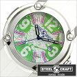 スティールクラフト腕時計 [STEELCRAFT時計](STEELCRAFT 腕時計 スティールクラフト 時計) SPLASH (SPLASH) メンズ時計/柄/RGQ3C02A00P51RU02 [ラウンド][送料無料][プレゼント/ギフト][夏/バーゲン]
