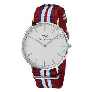 [正規品][2年保証]ダニエルウェリントン腕時計DanielWellington腕時計ダニエルウェリントン時計クラシックエクセターシルバーCLASSIC40mmメンズ/レディース/ユニセックス/ホワイト0212DW[ファッション人気定番][送料無料][あす楽][ポイント10倍]