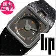リップ腕時計 LIP時計[LIP 腕時計] リップ 時計   リップ時計[LIP腕時計] テレビ TV レディース/ブラック オレンジ シルバー 1871032[リバイバル/モデル/スクエア/おしゃれ/個性的][送料無料][プレゼント/ギフト]