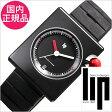 リップ腕時計 LIP時計[LIP 腕時計] リップ 時計 | リップ時計[LIP腕時計] マッハ 2000 マフィア MACH 2000 MAFIA メンズ/ブラック ホワイト レッド 1892312[リバイバル/モデル/おしゃれ/個性的][送料無料][プレゼント/ギフト][夏/バーゲン]
