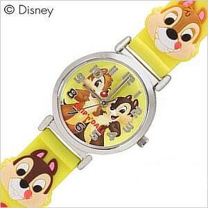 ディズニー 腕時計 キッズ ウォッチ チップとデール WCD-T04-YE チップとデール…...:watch-lab:10033010
