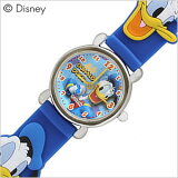 ディズニー 腕時計 キッズ ウォッチ ドナルド ダック WMK-T10-BL ドナルド腕時計[入学祝い 入園祝い][バレンタイン プレゼント ギフト][あす楽]