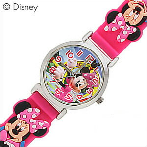 ディズニー 腕時計 キッズ ウォッチ ミニー マウス WMK-T11-PI ミニー腕時計[入学祝い 入園祝い][プレゼント ギフト][あす楽]