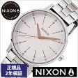 [あす楽][正規品 2年保証]ニクソン腕時計 NIXON時計 nixon(ニクソン) 腕時計 [ニクソン時計] ケンジントン KENSINGTON SILVER / LIGHT GOLD CRYSTAL レディース/シルバー NA0991519-00 [アナログ シルバー][送料無料][プレゼント/ギフト][02P27May16]