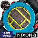 【クーポン配布中】[期間限定]NIXON時計[ニクソン腕時計] NIXON 腕時計 ニクソン ユニット UNIT BLACK/BLUE/CHARTREUSE